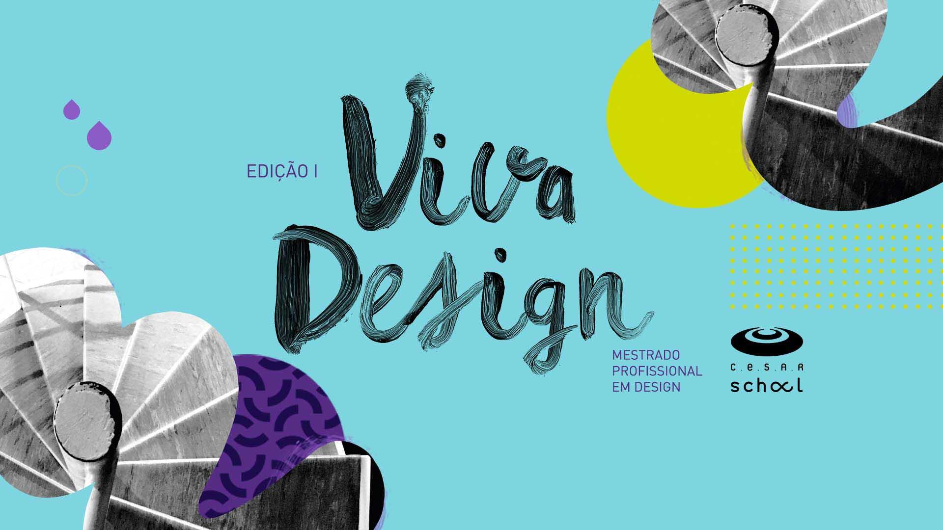CESAR School abre portas para discutir Design