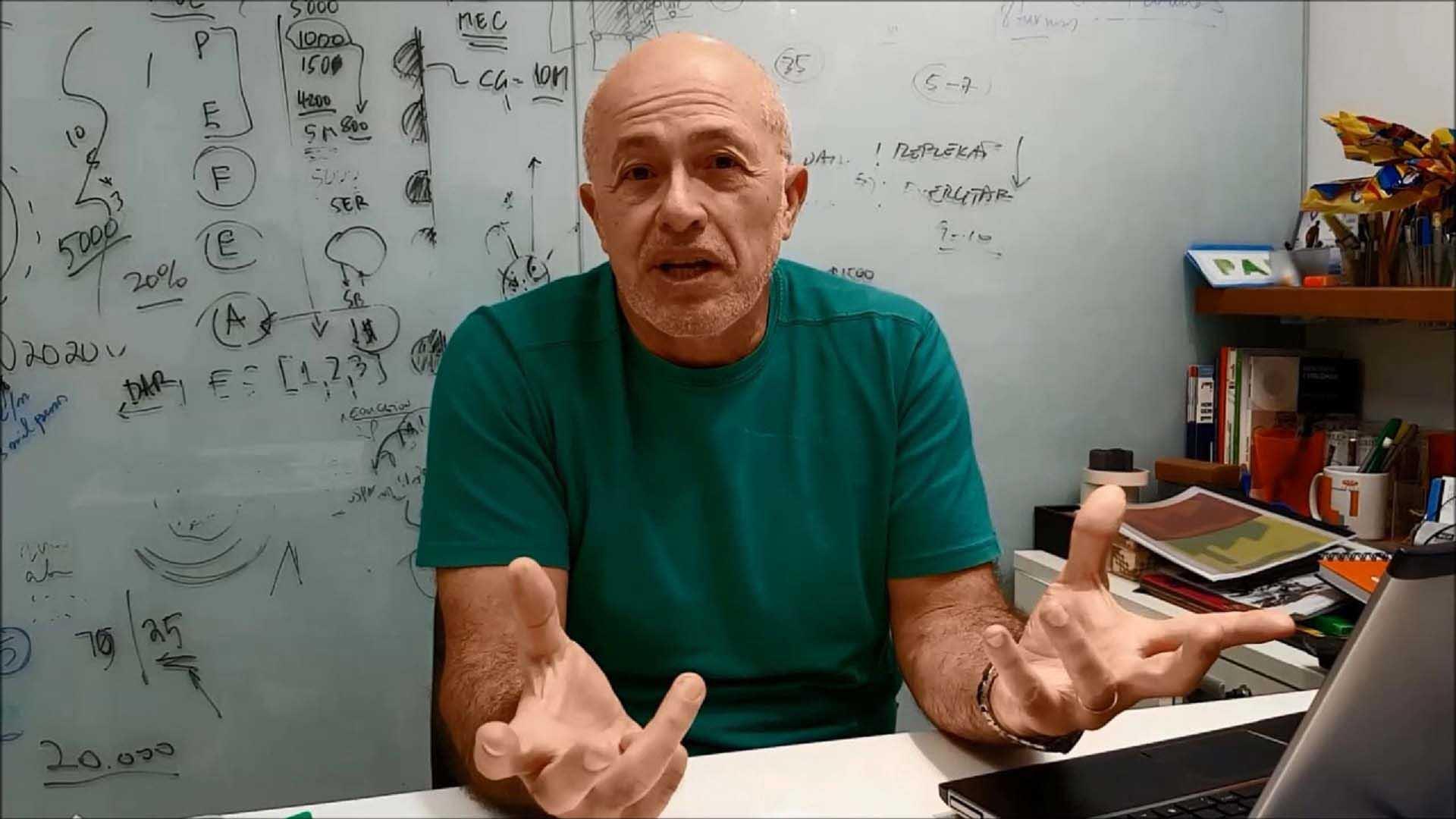 Silvio Meira fala sobre fuga de cérebros