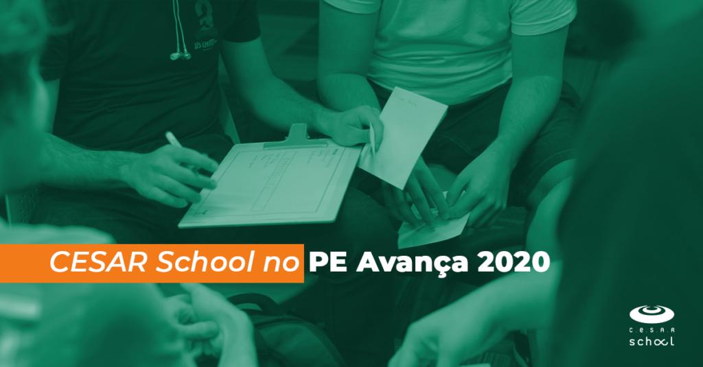 CESAR School no PE Avança 2020
